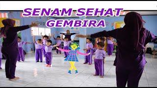 Download Mp3 Senam Sehat Gembira, Paud Anggrek.