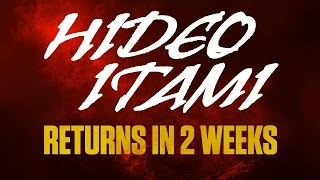 Hideo Itami returns in two weeks: WWE NXT, July 20, 2016