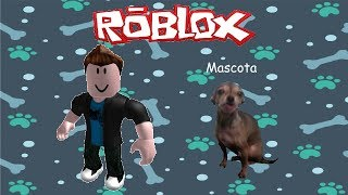 GETTING A PET IN ROBLOX - Chepe 981
