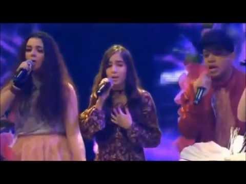 Jamie Lee Kriewitz - Ghost / The Voice Kids Halbfinale