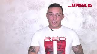 ESPRESO TVITER: Dušan Džakić