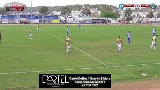 Αίας Σαλαμίνας-Πανελευσινιακός 1-0 (3η Αγωνιστική) Όλος ο Αγώνας.