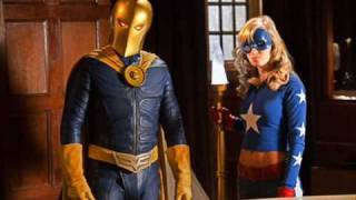 Smallville Movie First Look: Hawkman, Dr. Fate, Stargirl !!