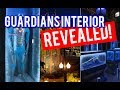 First look at Guardians Mission Breakout Interior | Easter Egg Hunt!