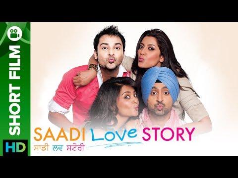 Saadi Love Story | A Short Film ft. Diljit Dosanjh, Amrinder Gill, Surveen Chawla, Neetu Singh