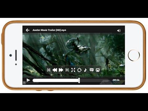 Regarder des films sur Iphone !