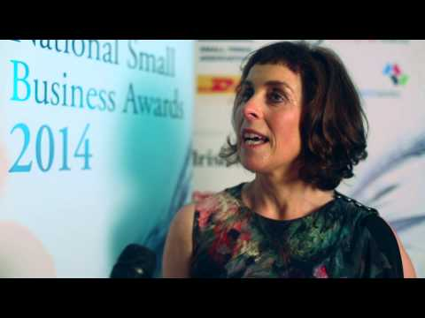 Dr Ann Cusack, Critical Healthcare  SFA Awards 2014