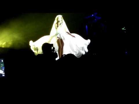 Beyoncé - Rio de Janeiro, Brazil - Naughty Girl, Hello, Say My Name, Ave Maria - HSBC Arena