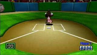 Baseball Blast! Nintendo Wii Gameplay - Pitcher Perfect