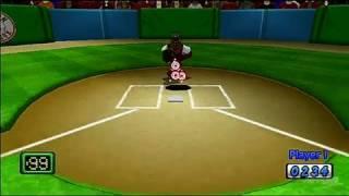 Baseball Blast! Nintendo Wii Gameplay - Pitcher Perfect