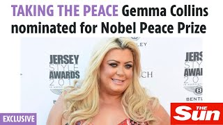 We Nominated a Reality Star for the Nobel Peace Prize