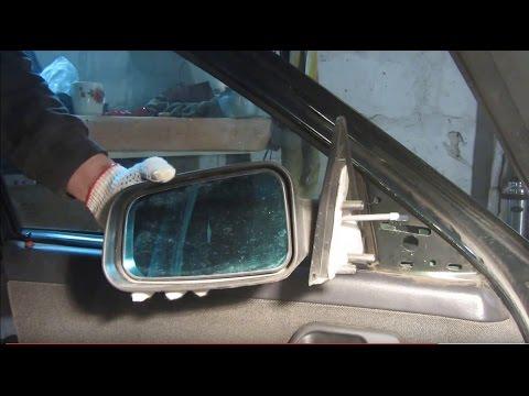 Зеркало ваз 2101,2102,2103,2106 хром сферическое Обзор - YouTube