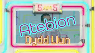 5am5 Dydd Llun - Atebion