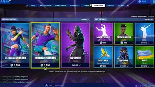 FOOTBALL SKINS | WAYPOINT | DAB | PEELY PICK; Item Shop in FORTNITE #July10th