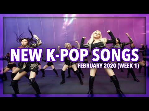 Download  New K-Pop Songs   February 2020 Week 1 Gratis, download lagu terbaru
