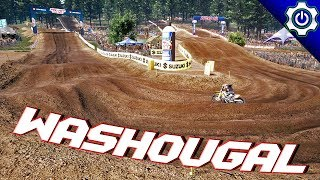 First Look - Washougal in MX vs. ATV All Out! - AMA Pro Motocross Championship Video
