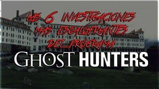 vuclip Las 6 investigaciones más escalofriantes de Ghost Hunters