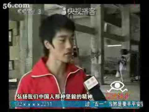 Legend of Bruce Lee-CCTV3 quay cảnh hậu trường phim Lý Tiểu Long truyền kì