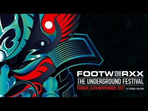 Sandy Warez vs Tymon vs Richie Gee @ Footworxx The Underground Festival 2017