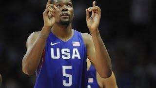 Kevin Durant FULL Pre-Olympic Highlights - 15.8 PPG, 2.8 RPG, 2.8 APG