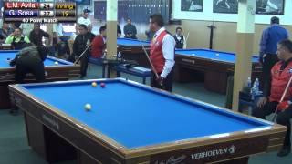 Guillermo Sosa vs LuisMiguel Avila - #29 - MDB's 2015 USBA Open