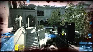 Battlefield 3 - Close Quarters DLC Weapons Gameplay