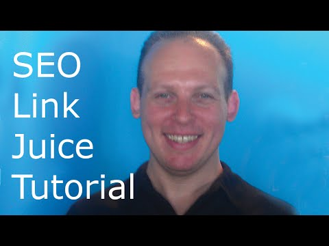 What is SEO link juice? Does link juice help your website rank in Google & should you preserve it?