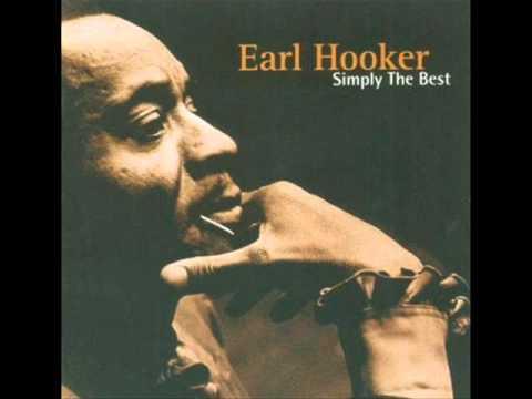 Earl Hooker~Blue Guitar