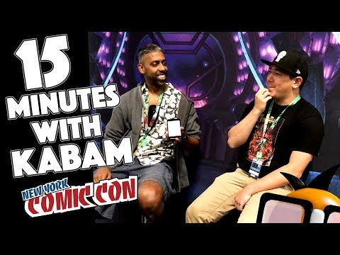 15 Minutes With Kabam NYCC 2017 Dev Interview