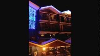 Андорра Отель вечером. Красота!(, 2012-10-28T19:10:13.000Z)