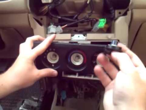 Сборка разборка задней панели салона Rover 416