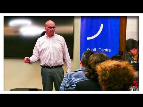 Jeff Hoffman - Successful entrepreneurs should be mentoring - 27 Sep 2016