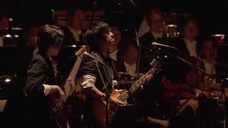 Download Mp3 Kimi No Na Wa.  Your Name  Orchestra Concert「sparkle - Radwimps」