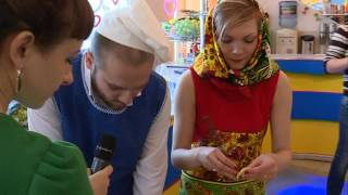 Кухни мира  Русская пара фаршированная щука