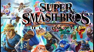 Everyone is Here!! - ULTIMATE MEDLEY!! (Super Smash Bros.) By Jugebox98