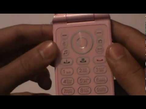 PEL W688 Flip phone