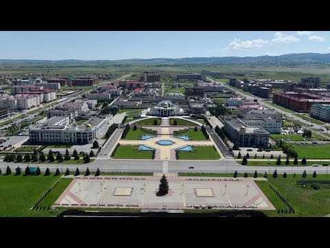 Russia: Republic of Ingushetia. :-)