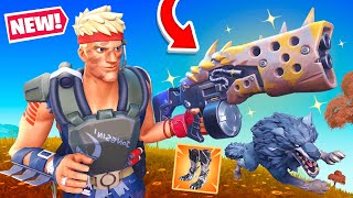 New *SEASON 6* Mythic Weapons and Bosses! (Fortnite)