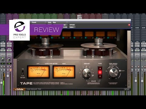 Review - Tape Plug-in by Softube
