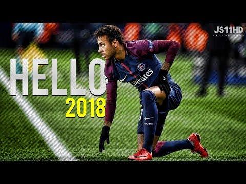 Neymar Junior ● Adele Hello ● Latest Skills & Goals ● 201718 HD
