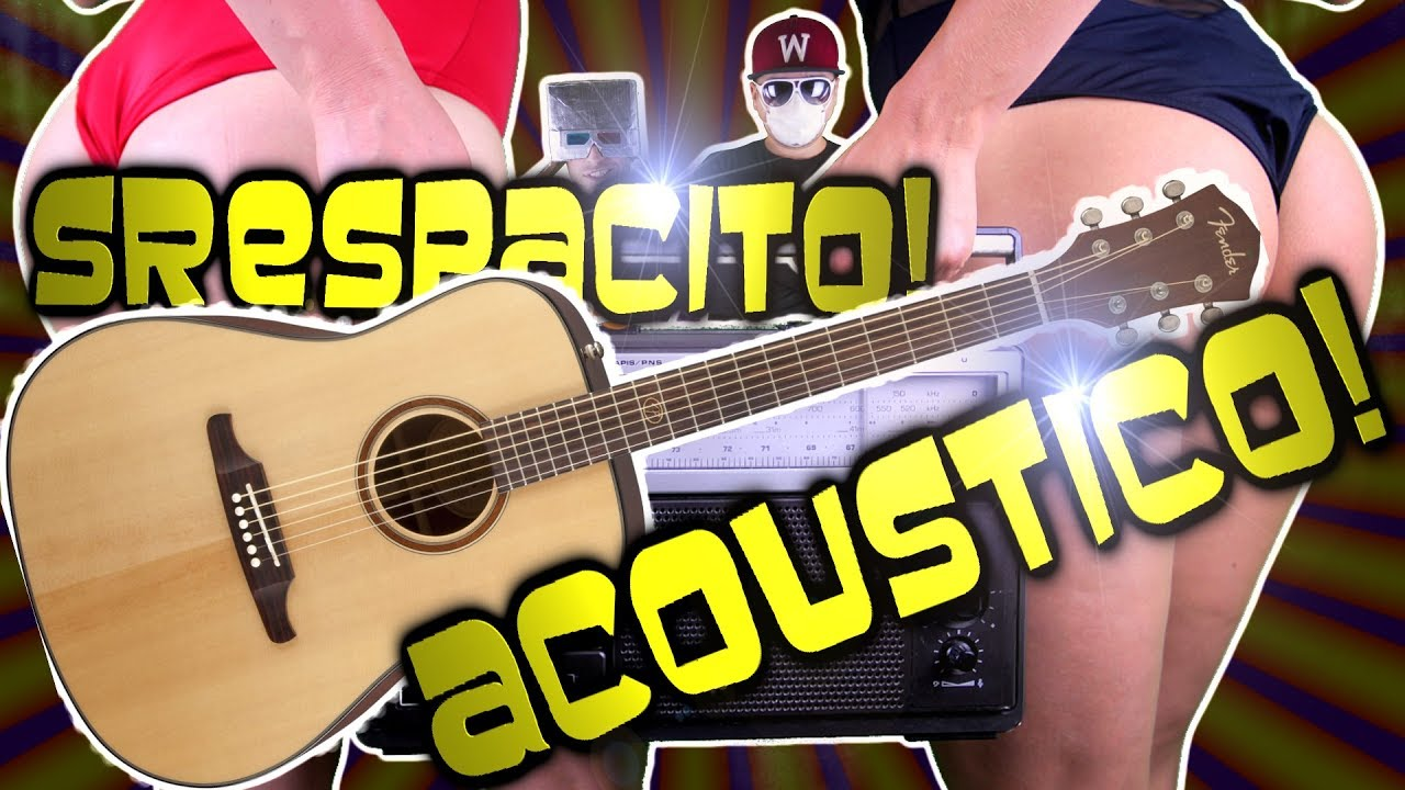 "Chwytak & Dj Wiktor  – ""SRESPACITO ACOUSTICO"" ft. DAJS (Fonsi – Despacito ft. Yankee/PARODY)"
