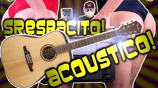 "Chwytak & Dj Wiktor  - ""SRESPACITO ACOUSTICO"" ft. DAJS (Fonsi - Despacito ft. Yankee/PARODY)"