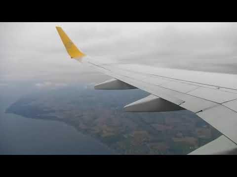 Fly København - Malaga