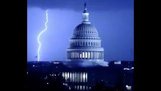 "Prophetic ""Thunderbolts 125,000 Hits Washington DC"" / Paul Begley"