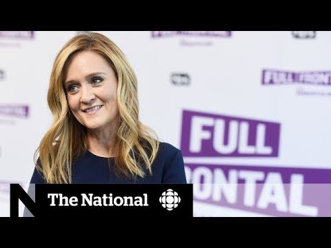 Samantha Bee on Trump: He's been such a disgrace to the Oval Office