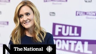 Samantha Bee on Trump: He