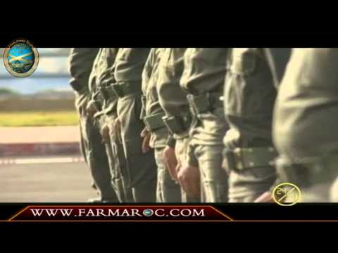 KLAN FARMAROC | Auxiliary Forces Anti Riots