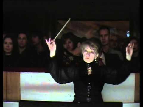 Carmen - Kiev State opera - conductor Alla Kulbaba