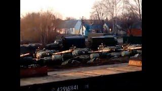 БЕЛГОРОД 09 03 15  Спектакль это или же передислокация российских Сил вторжения
