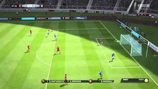 So this happened ... FIFA 15 (Andrey Arshavin)